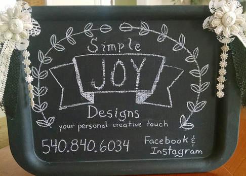Why Simple JOY Designs?